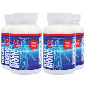 Picture of Killer Biotic Fx® - 60 capsules (4 Pack)